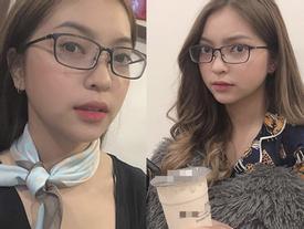 Chắc bệnh nghề nghiệp đây mà: Giữa tin đồn rạn nứt, bạn gái Quang Hải bị chỉ trích vì liên tục đăng bài PR sản phẩm