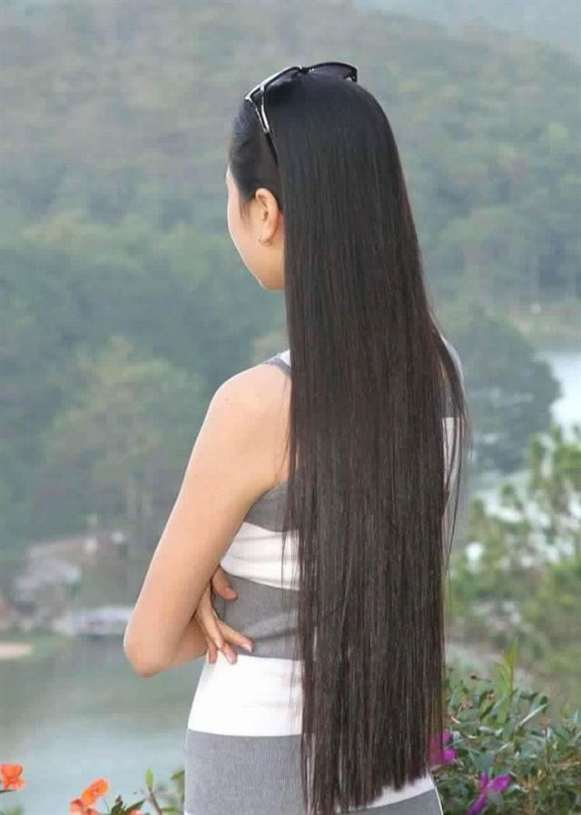 Đội tóc giả nhưng mỹ nhân có mái tóc đẹp nhất Hoa hậu Việt Nam 2014 Nguyễn Thị Hà vẫn rạng rỡ trong ngày đại hỉ-9