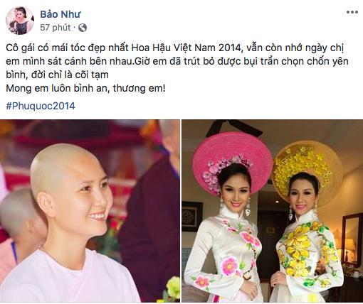Đội tóc giả nhưng mỹ nhân có mái tóc đẹp nhất Hoa hậu Việt Nam 2014 Nguyễn Thị Hà vẫn rạng rỡ trong ngày đại hỉ-1