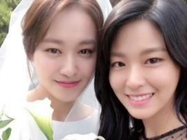 'Báu vật quốc dân' Seolhyun khoe chị gái xinh đẹp mỹ miều chẳng kém ngôi sao