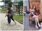 Thủ môn Bùi Tiến Dũng và bạn gái tin đồn đang đi du lịch cùng nhau?