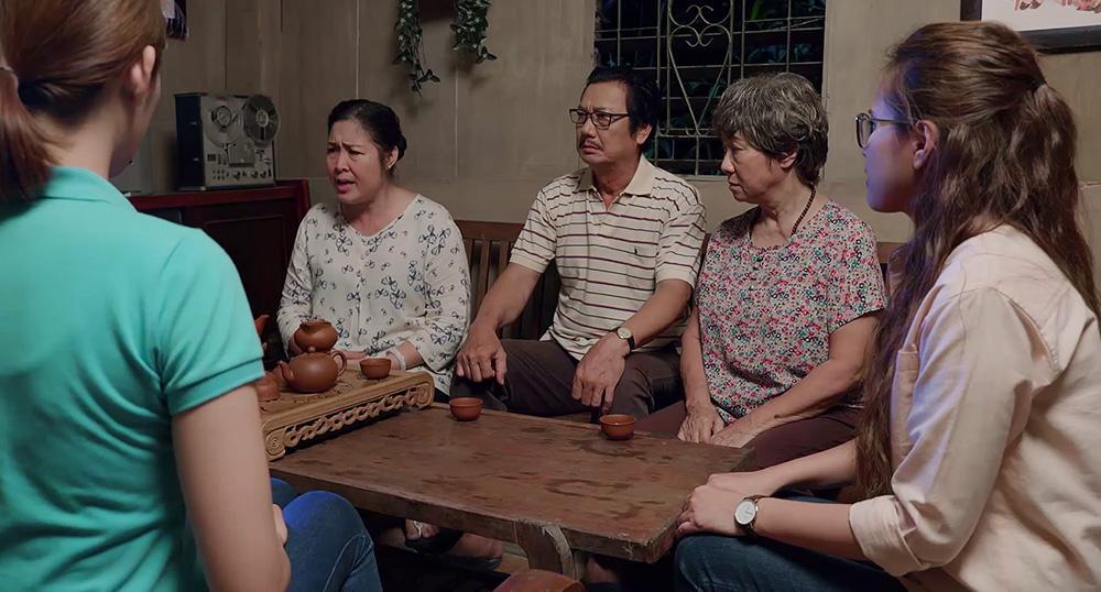 Gạo nếp gạo tẻ tập 99: Chỉ còn sống được 3 tháng, Tường đưa Công 3 tỷ nhờ quay lại chăm sóc Hương-8