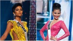 Cùng chinh chiến Miss Universe, cặp mỹ nhân dân tộc thiểu số H'Hen Niê - Trương Thị May: Người 'càn quét' rực rỡ - kẻ ghi dấu nhạt nhòa