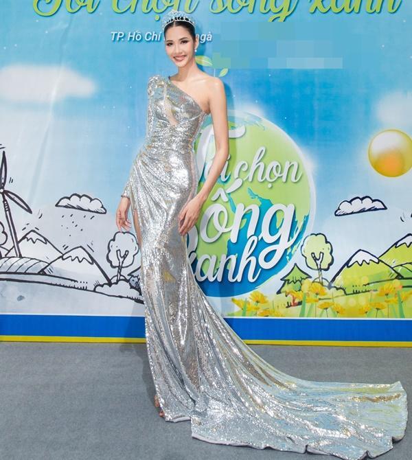 Hoàng Thùy: Nếu được thi Miss Universe 2019, thành tích của HHen Niê là sự may mắn cho tôi-5