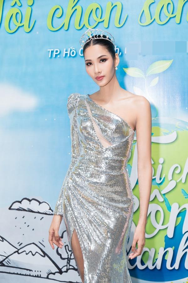 Hoàng Thùy: Nếu được thi Miss Universe 2019, thành tích của HHen Niê là sự may mắn cho tôi-6