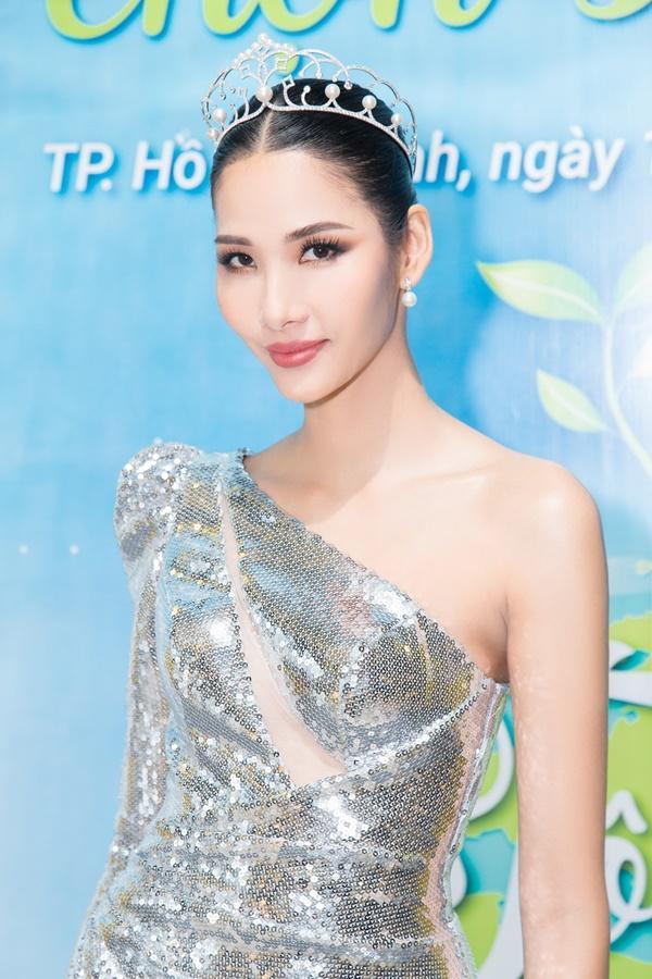 Hoàng Thùy: Nếu được thi Miss Universe 2019, thành tích của HHen Niê là sự may mắn cho tôi-7