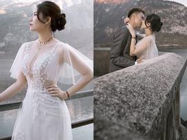 Xuýt xoa chuyện tình 4 năm thăng trầm và cái kết 'ngọt như mía lùi' của cặp đôi Việt trên nước Pháp