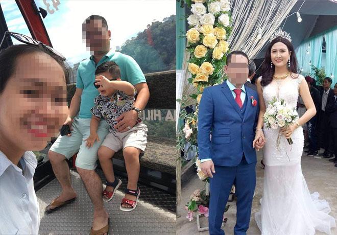 Người tố mỹ nhân Hoa hậu Việt Nam Nguyễn Thị Hà giật chồng: Từ nay mẹ con tôi coi anh T. như đã chết-3