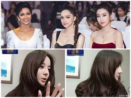 SAO MAKE OVER tuần qua: Địch Lệ Nhiệt Ba lộ mũi gồ ghề mất điểm trước 3 nàng Hậu Việt đẹp 'cân tài cân sức'