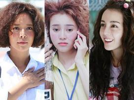 So sánh 3 phiên bản 'She was pretty': Địch Lệ Nhiệt Ba lép vế trước Ninh Dương Lan Ngọc và Hwang Jung Eum