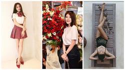 STREET STYLE sao Việt: Thanh Hằng diện áo tắm nóng bỏng - Hòa Minzy níu giữ thanh xuân với style học sinh