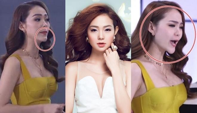 Hòa Minzy lộ gương mặt được ví như bản sao Minh Hằng, khác lạ đến bố mẹ khó nhận ra-3