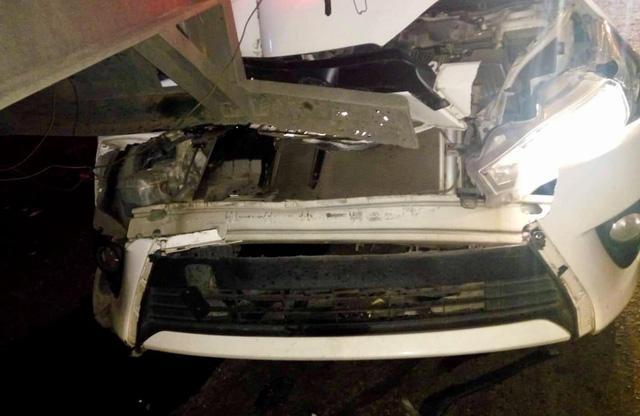 TPHCM: Container bị nổ bình khí, mất phanh, gây tai nạn liên hoàn-2