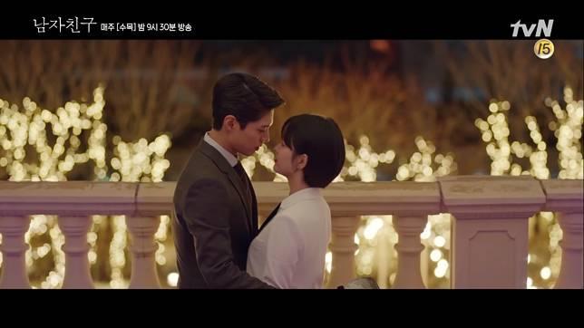 Nụ hôn đầu của Song Hye Kyo và Park Bo Gum giúp rating Encounter tăng trở lại-3