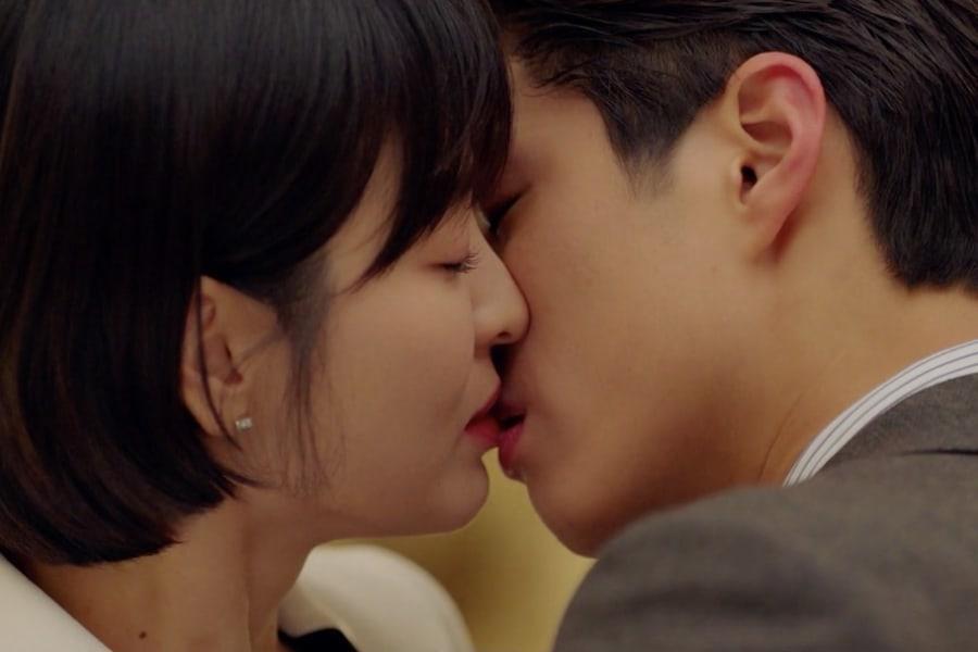 Nụ hôn đầu của Song Hye Kyo và Park Bo Gum giúp rating Encounter tăng trở lại-4