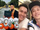 Thành tích học tập đáng nể của Thành Vinh - con trai danh hài Hoài Linh vừa tốt nghiệp ĐH danh tiếng ở Mỹ