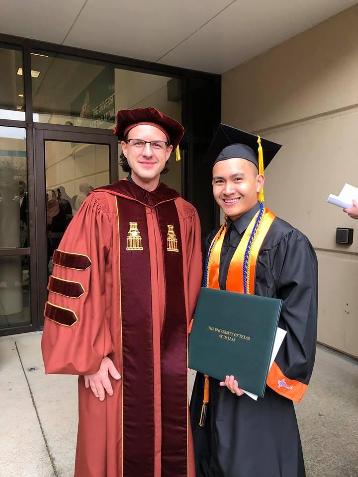Thành tích học tập đáng nể của Thành Vinh - con trai danh hài Hoài Linh vừa tốt nghiệp ĐH danh tiếng ở Mỹ-3
