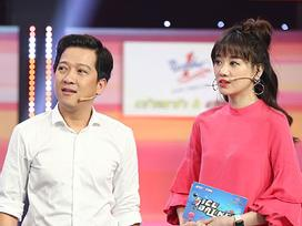 Trường Giang treo thưởng Hari Won 50 triệu đồng chỉ cần nữ ca sĩ đọc được lưu loát luật chơi