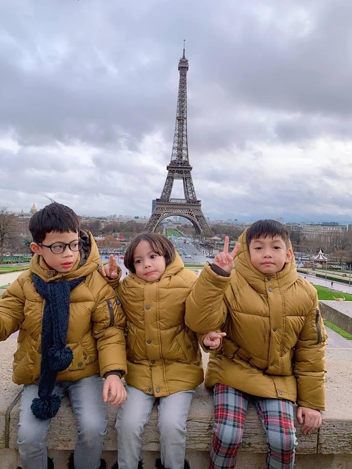 Hồ Ngọc Hà đưa gia đình xuất ngoại tới quê hương người tình Kim Lý đón Noel-6