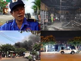 Vụ cháy nhà hàng 6 người chết: Các nạn nhân không có lối thoát