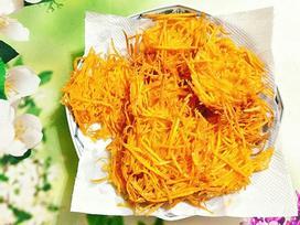 Cách làm những món ăn vặt hấp dẫn nhấm nháp dịp cuối tuần thảnh thơi