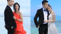 'Dương Quá, cô cô' Trần Hiểu và Trần Nghiên Hy tình tứ giữa tin ly hôn