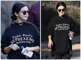 Selena Gomez để mặt mộc đi tập thể dục sau 2 tháng điều trị tâm lý