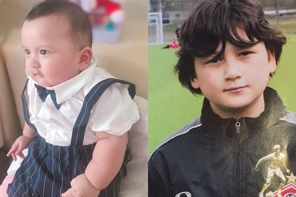 Bé trai 5 tháng tuổi chiếm spotlight vì bị lầm tưởng là con rơi của thủ môn Đặng Văn Lâm-1