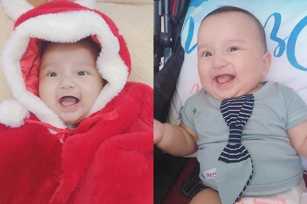 Bé trai 5 tháng tuổi chiếm spotlight vì bị lầm tưởng là con rơi của thủ môn Đặng Văn Lâm-6