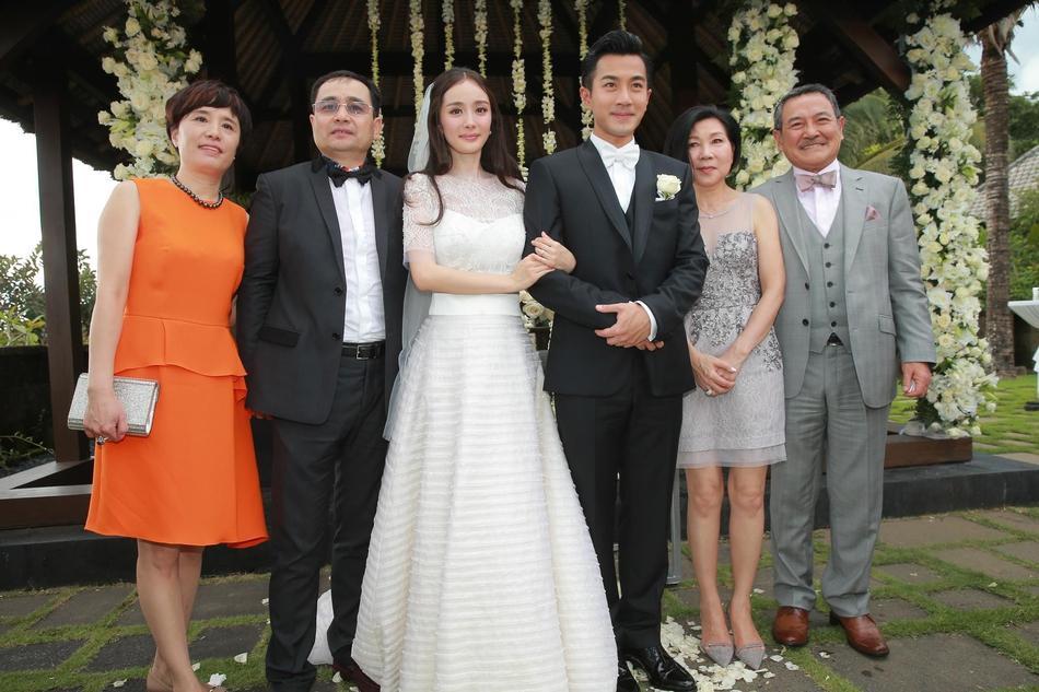 Dương Mịch - Lưu Khải Uy: Hôn nhân lung lay gốc rễ đã báo trước cái kết không có hậu-17
