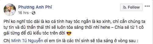 Mượn hình ảnh hoa hậu tóc tém HHen Niê, dàn mỹ nhân công khai bảo vệ Minh Tú khi ngồi ghế nóng-3
