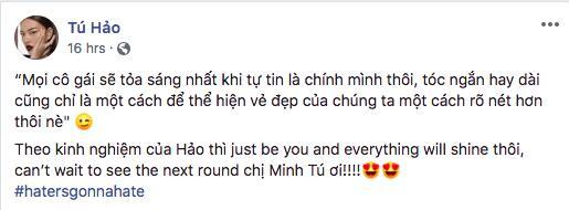 Mượn hình ảnh hoa hậu tóc tém HHen Niê, dàn mỹ nhân công khai bảo vệ Minh Tú khi ngồi ghế nóng-5