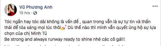Mượn hình ảnh hoa hậu tóc tém HHen Niê, dàn mỹ nhân công khai bảo vệ Minh Tú khi ngồi ghế nóng-9
