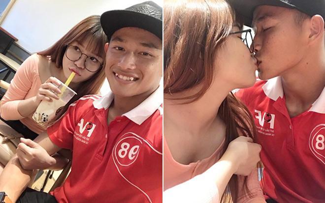 BẤT NGỜ KHÔNG: Trước khi yêu Lâm Tây, bạn gái hiện tại của anh chàng từng hẹn hò một thủ môn kém 6 tuổi-3