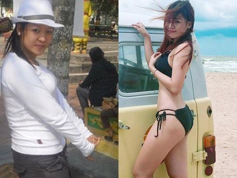 BẤT NGỜ KHÔNG: Trước khi yêu Lâm Tây, bạn gái hiện tại của anh chàng từng hẹn hò một thủ môn kém 6 tuổi-1