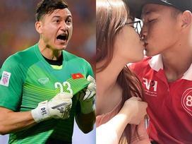 BẤT NGỜ KHÔNG: Trước khi yêu Lâm Tây, bạn gái hiện tại của anh chàng từng hẹn hò một thủ môn kém 6 tuổi