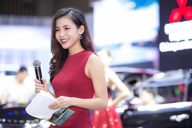 Nữ MC bị chỉ trích kém duyên vì liên tục làm dàn cầu thủ sượng mặt tại Quả Bóng Vàng 2018 hóa ra là bạn gái cũ Mr Cần Trô-6