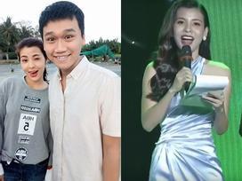 Nữ MC bị chỉ trích kém duyên vì liên tục làm dàn cầu thủ sượng mặt tại 'Quả Bóng Vàng 2018' hóa ra là bạn gái cũ Mr Cần Trô