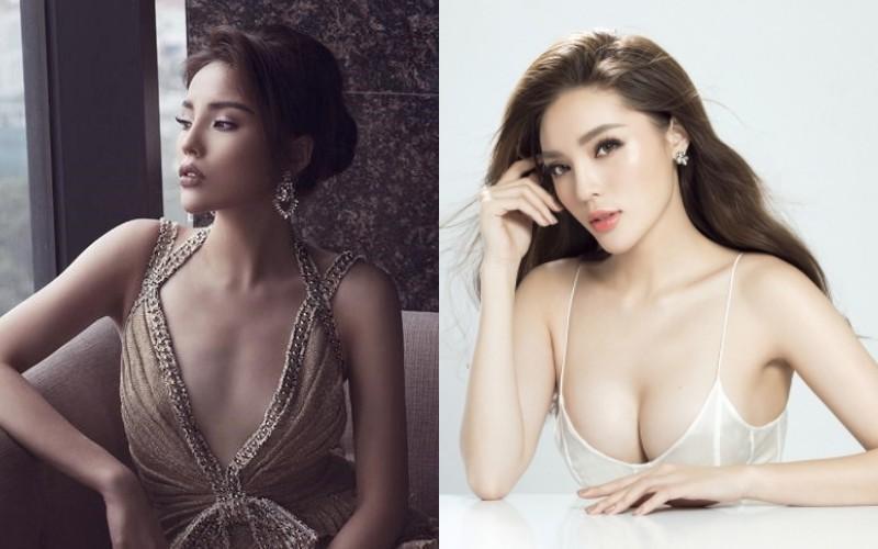 Phô diễn hình thể với bikini, Hoa hậu Kỳ Duyên để lộ vòng 1 teo tóp không nóng bỏng như trước-8