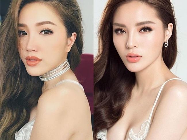 Phô diễn hình thể với bikini, Hoa hậu Kỳ Duyên để lộ vòng 1 teo tóp không nóng bỏng như trước-6