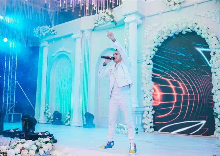 Thêm một siêu đám cưới tiền tỷ ở Hưng Yên: Rạp cưới rộng 3.000m2, mời cả DJ - ca sĩ nổi tiếng về biểu diễn-4