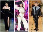 Dược sĩ Tiến - Thư Dung cặp đôi VÀNG đứng đầu top sao mặc xấu tuần qua vì quá lố-12