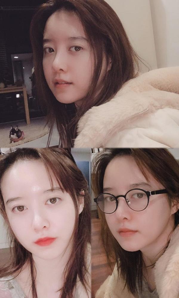 Goo Hye Sun - Ahn Jae Hyun đăng ảnh đáng yêu, Jang Nara - Park Shin Hye khoe tạo hình mới trong phim-1