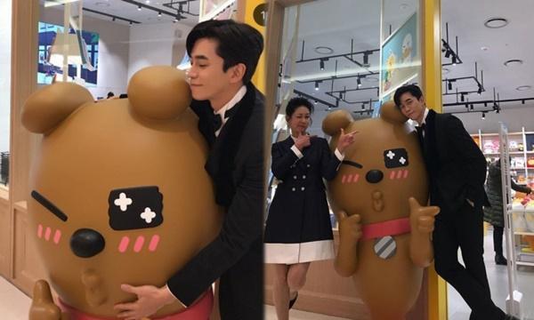 Goo Hye Sun - Ahn Jae Hyun đăng ảnh đáng yêu, Jang Nara - Park Shin Hye khoe tạo hình mới trong phim-6