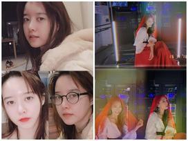 Goo Hye Sun - Ahn Jae Hyun đăng ảnh đáng yêu, Jang Nara - Park Shin Hye khoe tạo hình mới trong phim