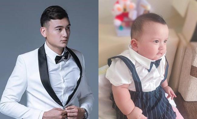 Ngoại hình quyến rũ của single mom có con trai 5 tháng tuổi được mệnh danh là Lâm Tây phiên bản nhí-2