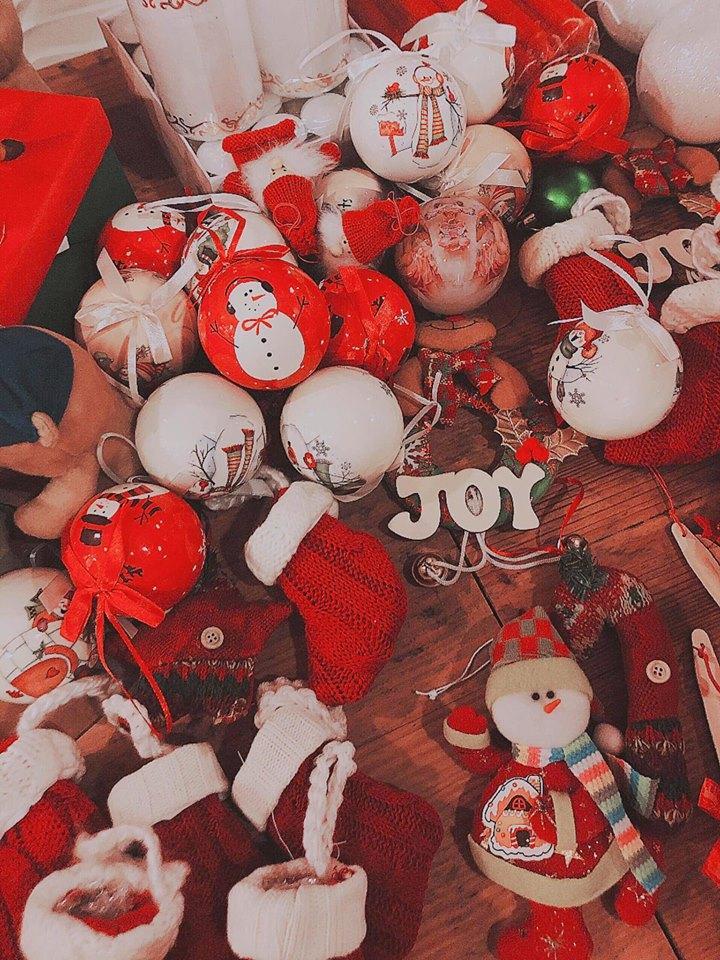 Đón Giáng sinh trong cơ ngơi triệu đô, Phan Như Thảo xúc động: Ông xã là món quà vĩ đại nhất trên đời-9