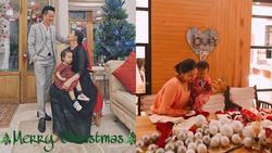 Đón Giáng sinh trong cơ ngơi triệu đô, Phan Như Thảo xúc động: 'Ông xã là món quà vĩ đại nhất trên đời'
