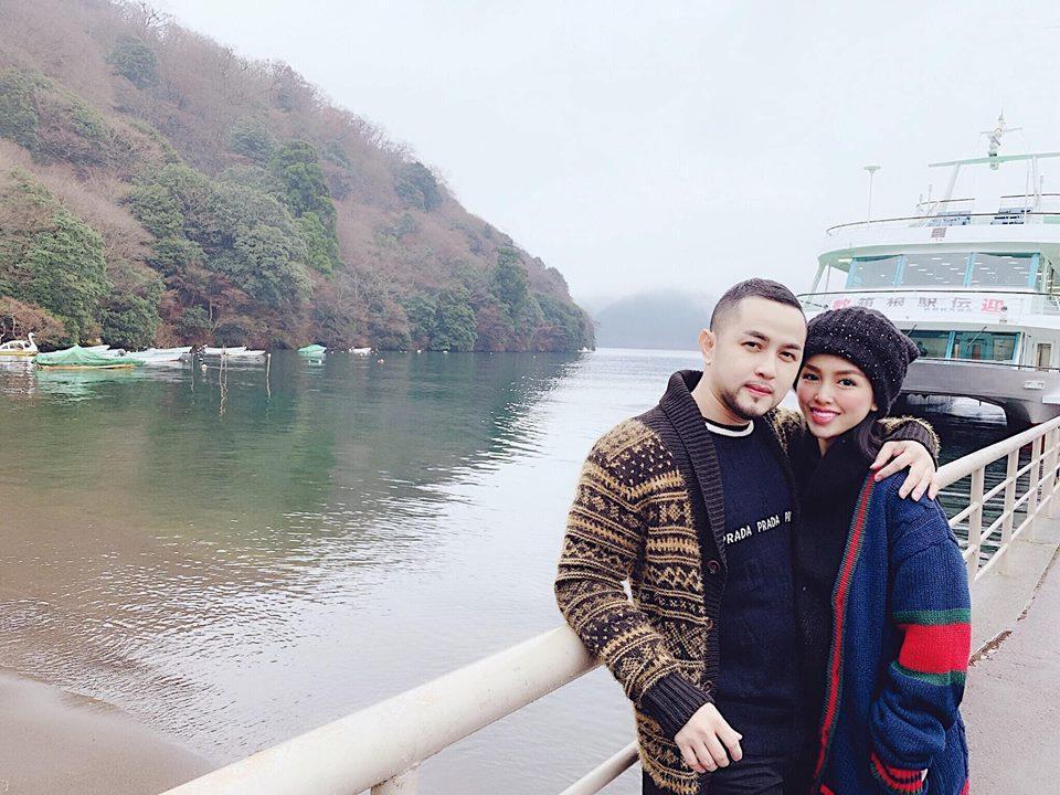Vừa nhận tin bà xã mang thai lần 2 trên đất Nhật Bản, anh trai ca sĩ Bảo Thy đã tiết lộ cả tên thật và giới tính của con-9