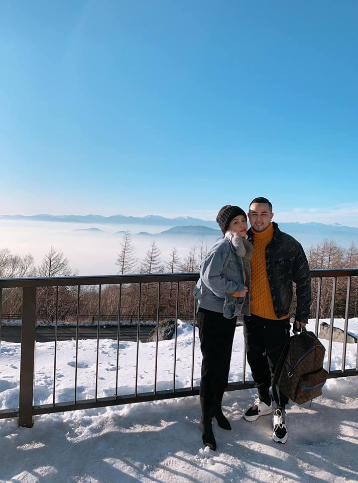 Vừa nhận tin bà xã mang thai lần 2 trên đất Nhật Bản, anh trai ca sĩ Bảo Thy đã tiết lộ cả tên thật và giới tính của con-6